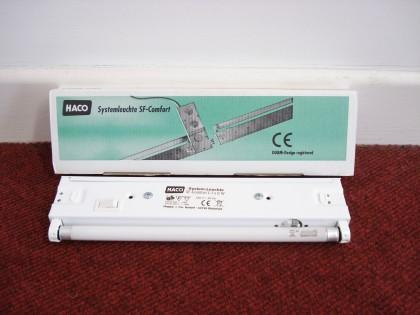 11 X Haco Systemleuchte Sf Comfort Lights