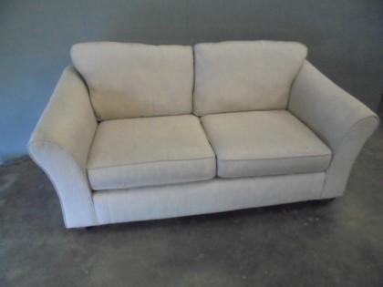 2 Seater Sofa Fabric X1