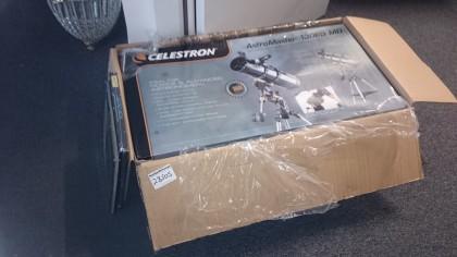 Celestron 31051 astromaster 130eq md motor drive reflector telescope x 1