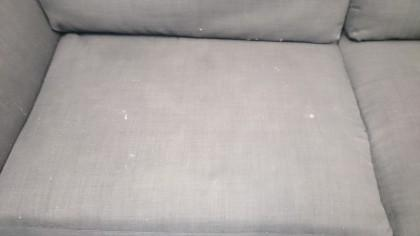 Contemporary 3 Seater Sofa Fabric X1