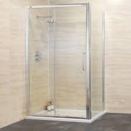 Kristal revive 1200 slider shower door enclosure x 1 for 1200 slider shower door