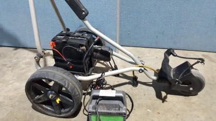 Powakaddy 3 Wheel Electric Golf Trolley x 1