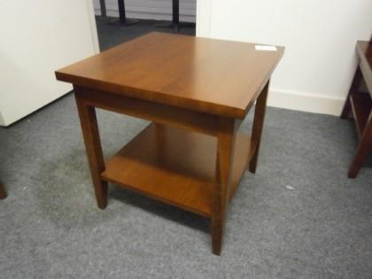 Cherrywood Side Lamp Table Amv 15